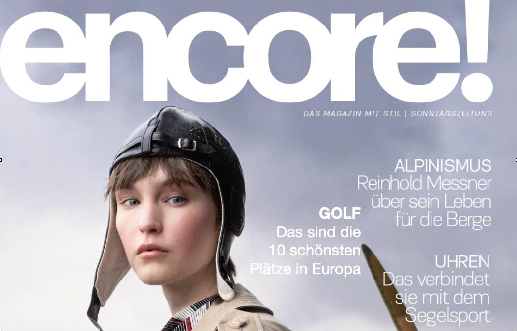 Encore Beilage Sonntagszeitung 28. Februar 2021